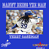 TERRY CASHMAN - MANNY BEING THE MAN