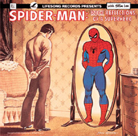 SPIDER-MAN® - ROCK REFLECTIONS OF A SUPERHERO (25th Anniversary Edition)